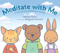 Meditate with Me Book