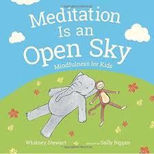Meditation Is an Open Sky book