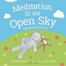 Meditation Is an Open Sky book
