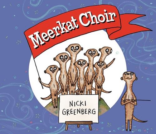 Meerkat Choir book