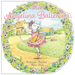 Meet Angelina Ballerina book