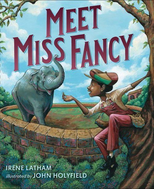Meet Miss Fancy book