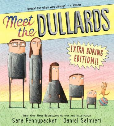 Meet the Dullards book