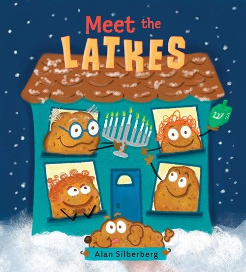 Meet the Latkes Book