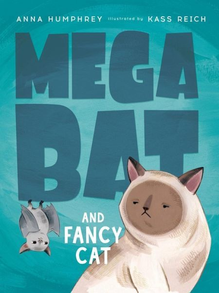 Megabat and Fancy Cat book