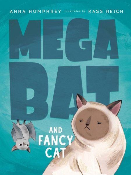 Megabat and Fancy Cat book