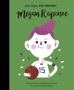 Megan Rapinoe book