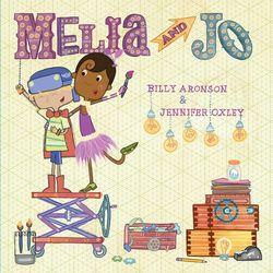Melia and Jo Book