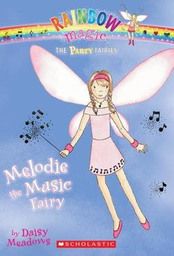 Melodie the Music Fairy book