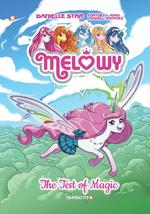 Melowy Vol. 1: The Test of Magic book