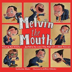 Melvin the Mouth book