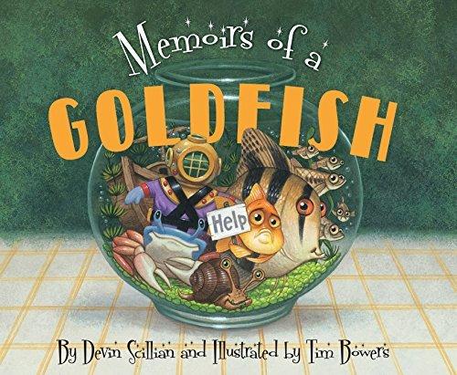 Memoirs of a Goldfish book