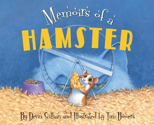 Memoirs of a Hamster book