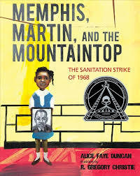 Memphis, Martin, and the Mountaintop: The Sanitation Strike of 1968 book