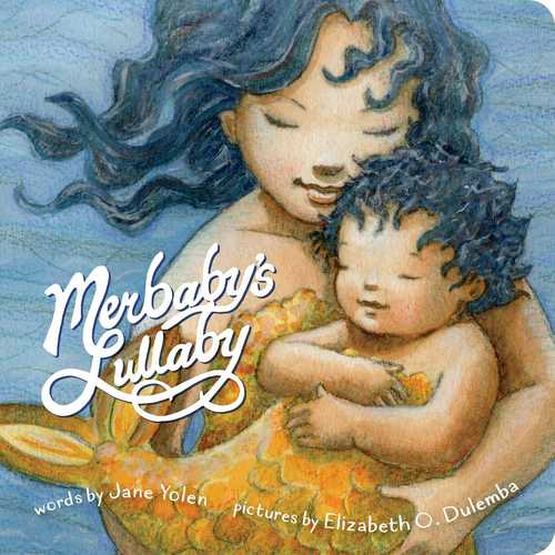 Merbaby's Lullaby book