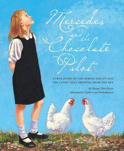 Mercedes and the Chocolate Pilot book