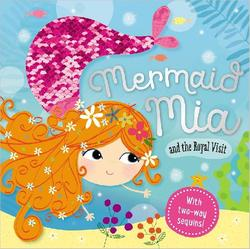 Mermaid Mia and the Royal Visit book