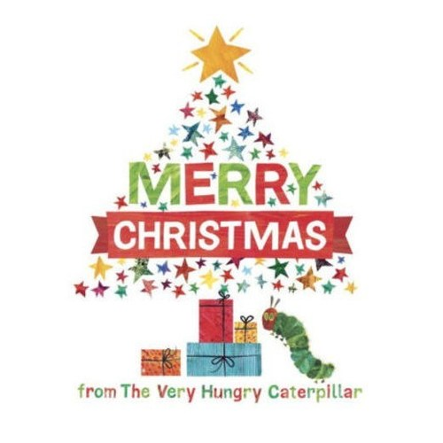 Merry Christmas from the Very Hungry Caterpillar book