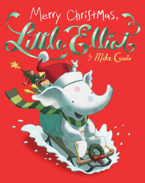 Merry Christmas, Little Elliot book