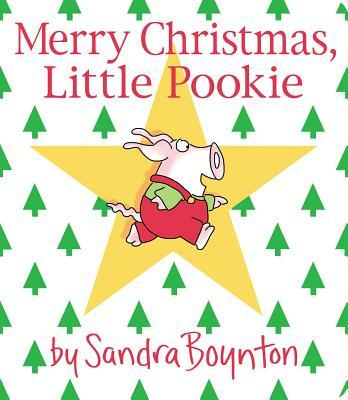Merry Christmas, Little Pookie book