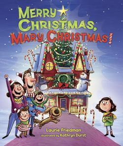 Merry Christmas, Mary Christmas! book