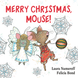 Merry Christmas, Mouse! book