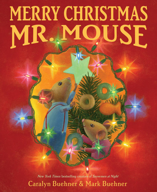 Merry Christmas, Mr. Mouse book
