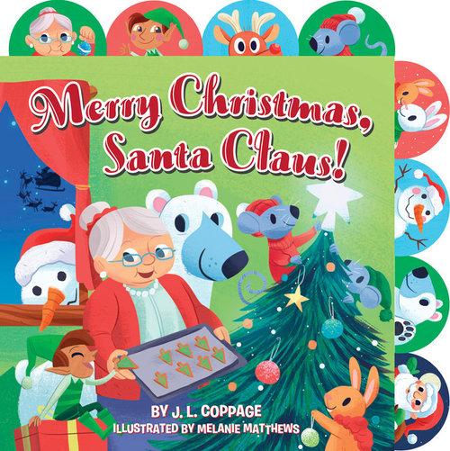 Merry Christmas, Santa Claus! book