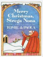 Merry Christmas, Strega Nona book