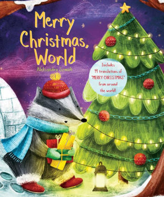 Merry Christmas, World book