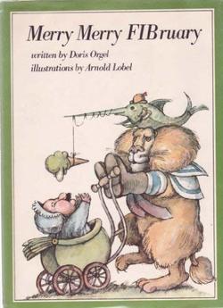 Merry Merry Fibruary book