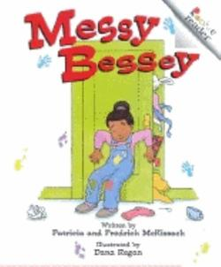 Messy Bessey book