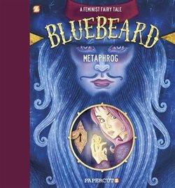 Metaphrog's Bluebeard book