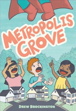 Metropolis Grove book