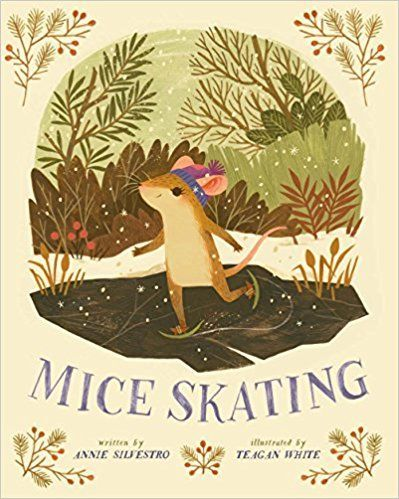 Mice Skating Book