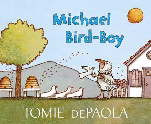 Michael Bird-Boy book