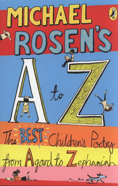 Michael Rosen's A To Z book