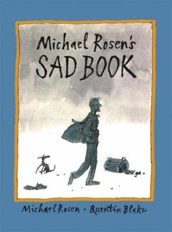 Michael Rosen's Sad Book book