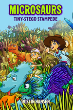 Microsaurs: Tiny-Stego Stampede book