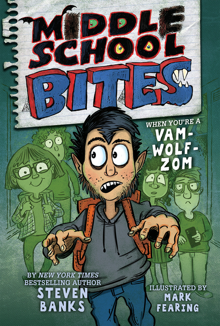 Middle School Bites book