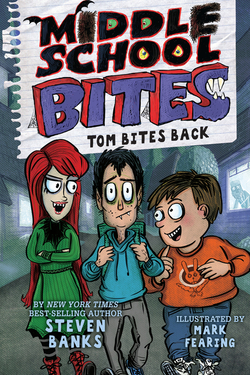Tom Bites Back book