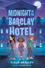 Midnight at the Barclay Hotel book
