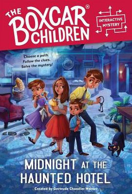 Midnight at the Haunted Hotel book