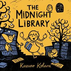 Midnight Library book