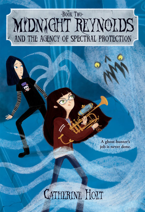 Midnight Reynolds and the Agency of Spectral Protection book