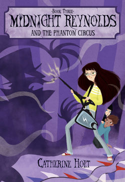 Midnight Reynolds and the Phantom Circus book