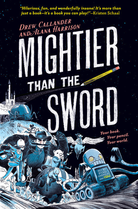 Mightier Than the Sword book
