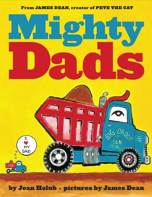 Mighty Dads book
