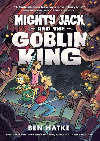 Mighty Jack and the Goblin King Book
