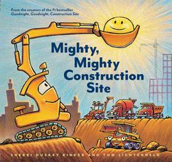 Mighty, Mighty Construction Site book
